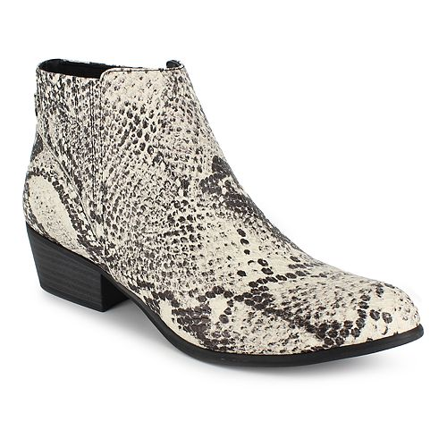 Unionbay Tipper Women's Ankle Boots
