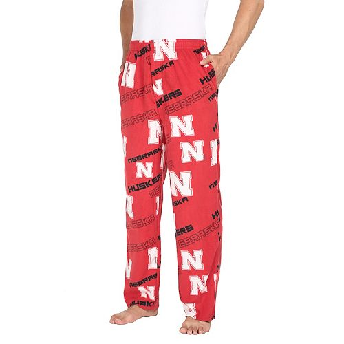 Men's Nebraska Cornhuskers Keystone Lounge Pants