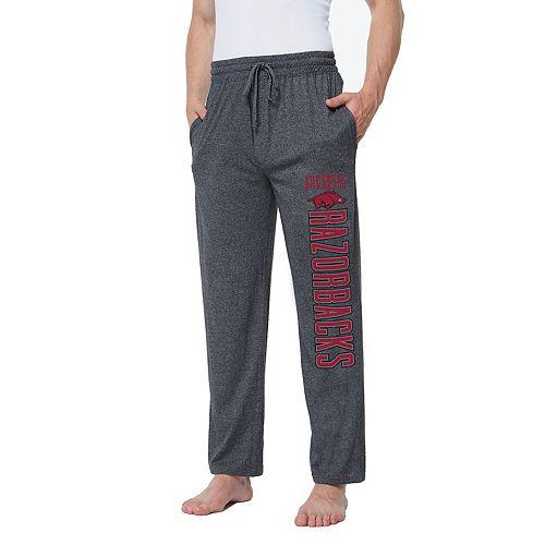 Men's Arkansas Razorbacks Quest Knit Pants
