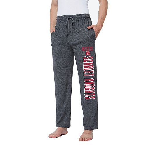 Men's Rutgers Scarlet Knights Quest Knit Pants