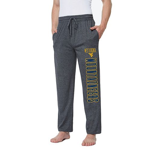 Men's West Virginia Mountaineers Quest Knit Pants
