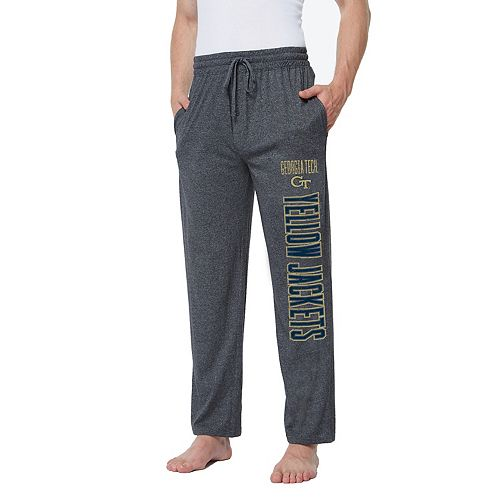 Men's Georgia Tech Yellow Jackets Quest Knit Pants