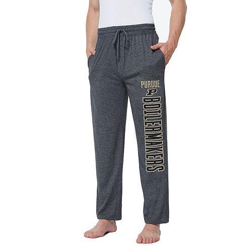 Men's Purdue Boilermakers Quest Knit Pants