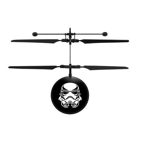 Star Wars Storm Trooper Heli-Ball by World Tech Toys