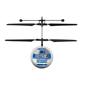 Star Wars R2D2 Heli-Ball Drone by World Tech Toys