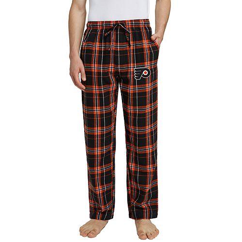 Men's Philadelphia Flyers Hillstone Flannel Pants