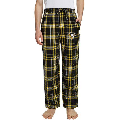 Men's Pittsburgh Penguins Hillstone Flannel Pants