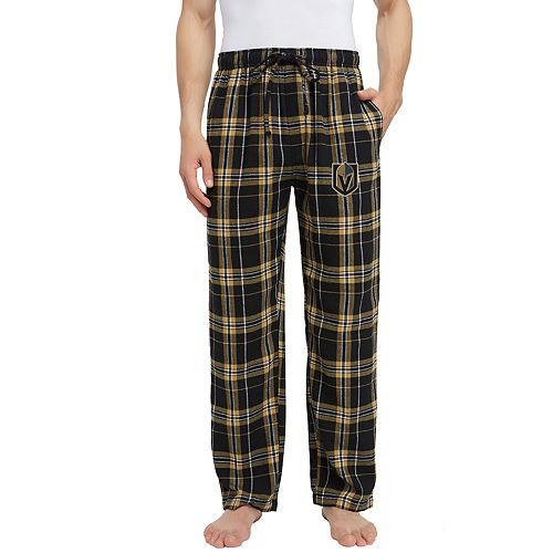 Men's Vegas Golden Knights Hillstone Flannel Pants