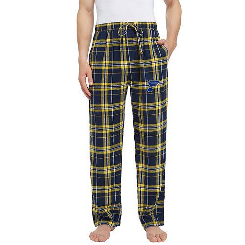 Men's St. Louis Blues Hillstone Flannel Pants