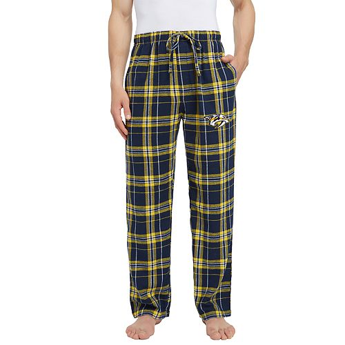 Men's Buffalo Sabres Hillstone Flannel Pants