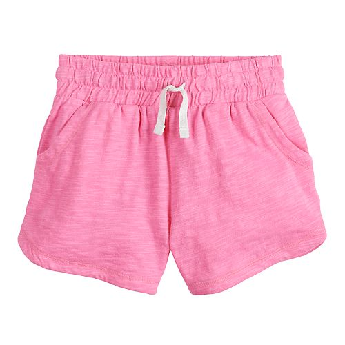 Girls 4-12 Jumping Beans® Essential Knit Shortie Shorts