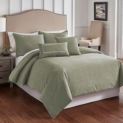 Riverbrook Home Crosswoven Comforter Set