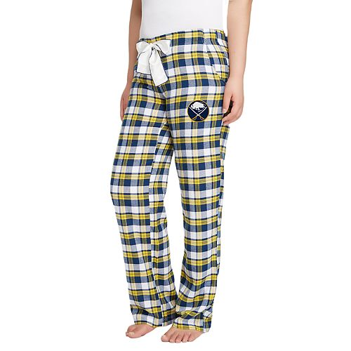Women's Boston Bruins Piedmont Flannel Lounge Pants