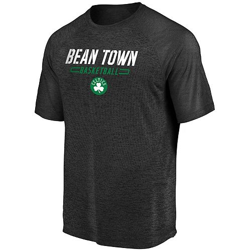 Men's Boston Celtics Striated Hometown Tee