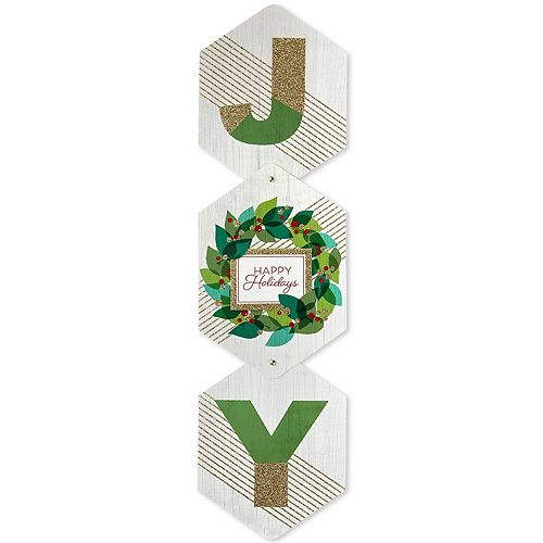 "Hallmark 12-Count ""Joy"" Displayable Boxed Christmas Cards"