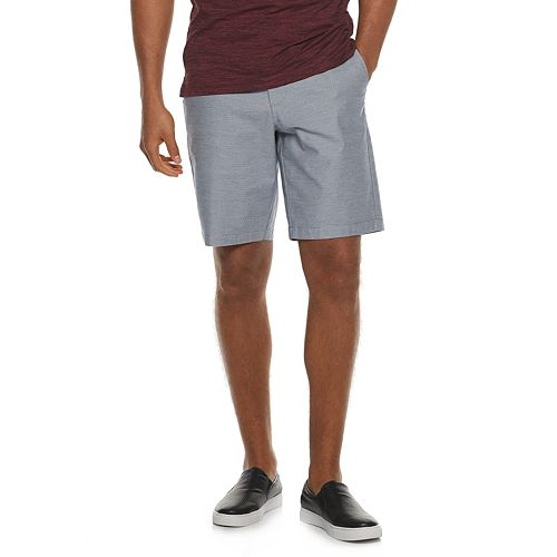 Men's Marc Anthony 10-inch Flat-Front Shorts