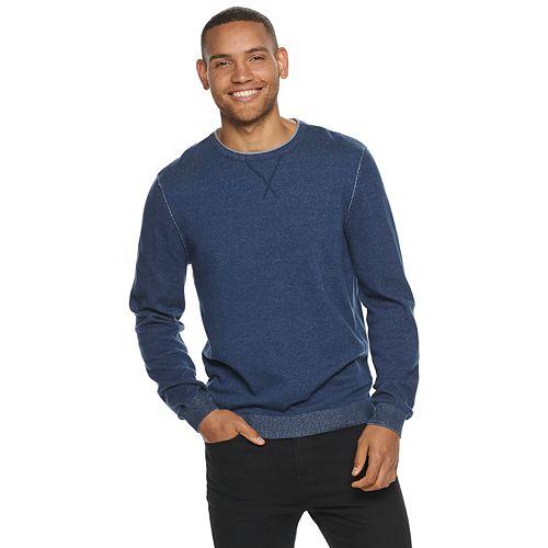 Men's Heritage Jersey Crewneck Pullover