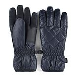 Women's Heat Holders Quilted Touchscreen Gloves