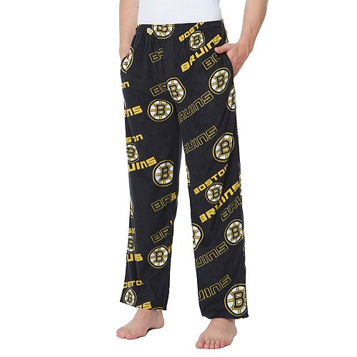 Mens Boston Bruins Keystone Lounge Pants