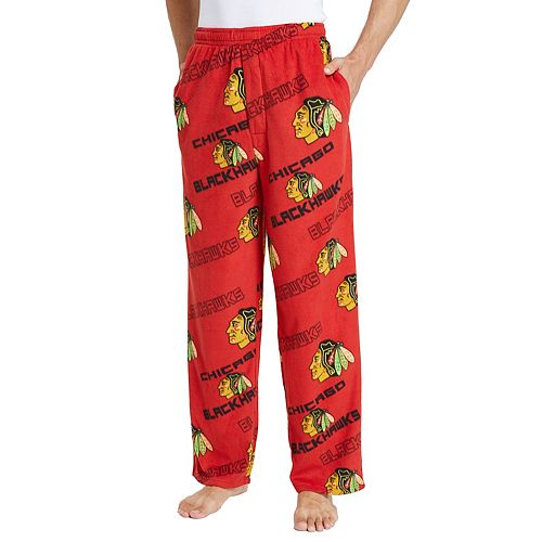Mens Chicago Blackhawks Keystone Lounge Pants