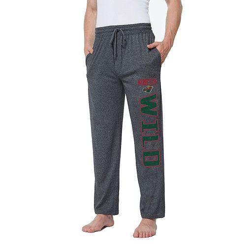 Men's Minnesota Wild Quest Knit Pants