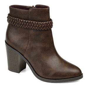 Journee Collection Maggie Women's Ankle Boots