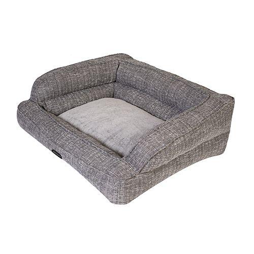 Beautyrest Comfort Lounger Pet Bed