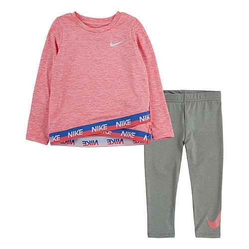 Confirmación siguiente bienestar  Girls' Nike Clothing | Kohl's