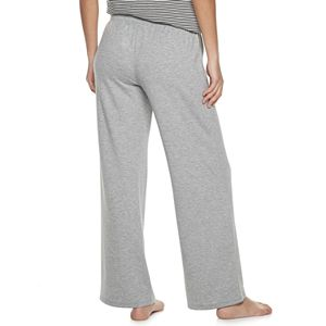 Women's Sonoma Goods For Life® Straight-Leg Pajama Pants