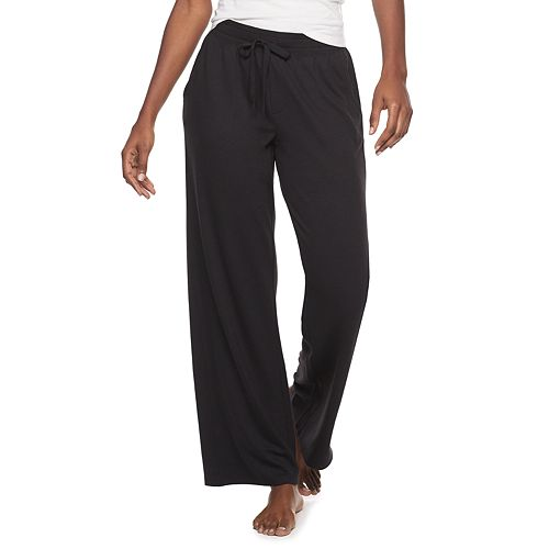 Women's SONOMA Goods for Life™ Straight-Leg Pajama Pants