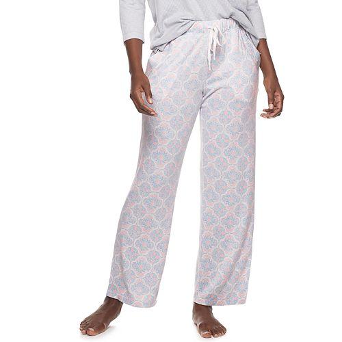 Women's Croft & Barrow® Whisperluxe Sleep Pants