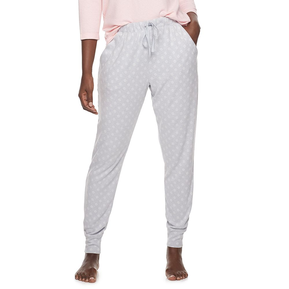 Women's Croft & Barrow® Whisper Luxe Pajama Pants