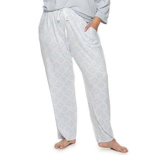 Plus Size Croft & Barrow® Whisperluxe Pants