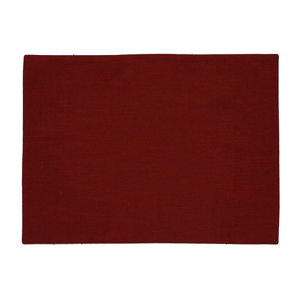 Food Network™ Red Linen Placemat
