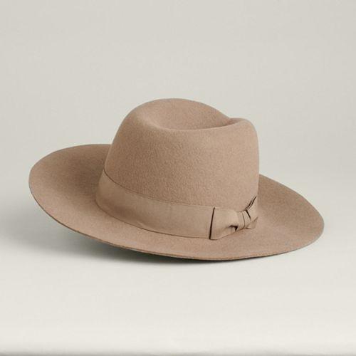 Women's Elizabeth and James Wool Felt Panama Hat