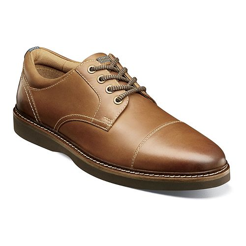 Nunn Bush Ridgetop Men's Cap Toe Oxfords