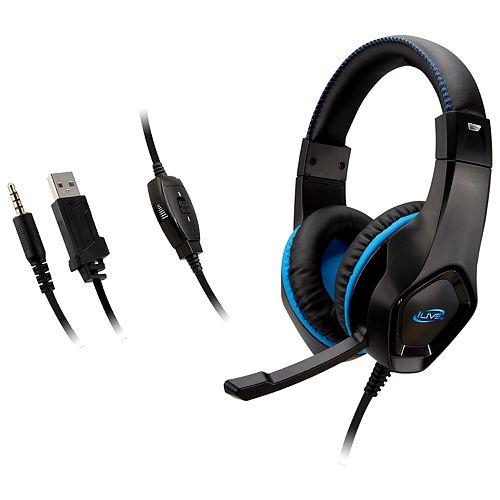 iLive Gaming Headphones