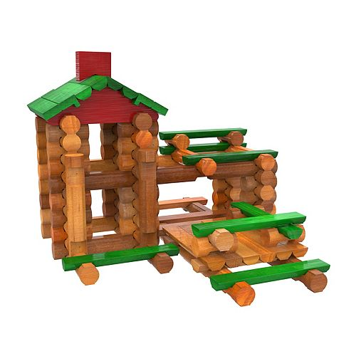 Lincoln Logs Classic Meetinghouse