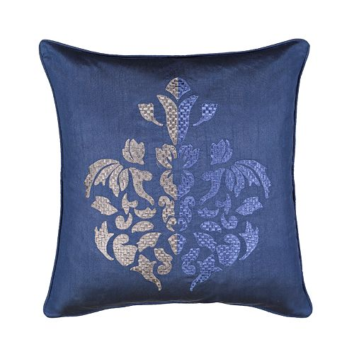 Beautyrest Chacenay Knotted Embroidery Throw Pillow