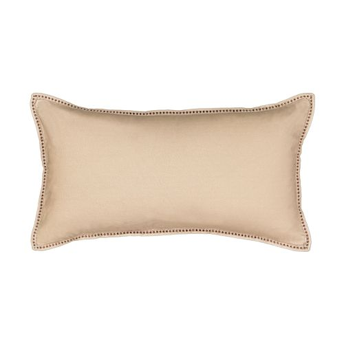 Beautyrest Chacenay Faux Velvet Throw Pillow
