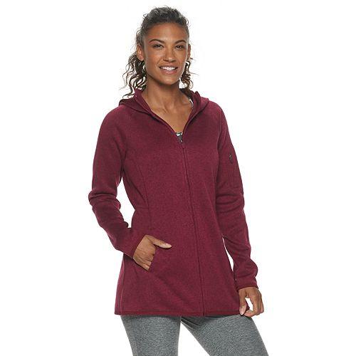 Women's Tek Gear® Long Sweater Fleece Jacket