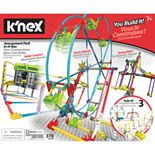 K'NEX Tabletop Thrills Amusement Park in a Box