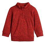 Baby Boy Jumping Beans® 1/2 Zip Fleece Pullover Sweater