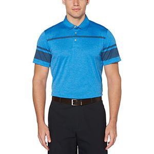 Men's Grand Slam Classic-Fit Soft Touch Performance Golf Polo