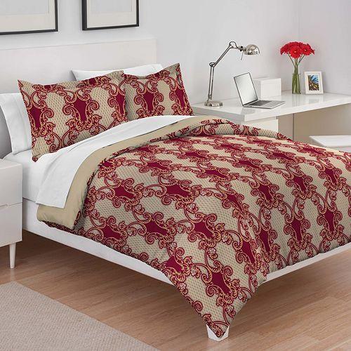 Utica Fay Comforter Set