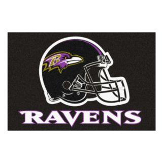 Fanmats Baltimore Ravens Starter Rug