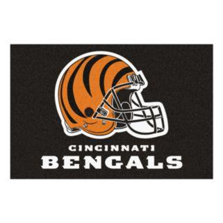 Fanmats Cincinnati Bengals Starter Rug