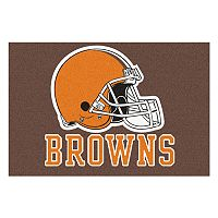 Fanmats® Cleveland Browns Starter Rug