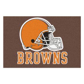 Fanmats Cleveland Browns Starter Rug