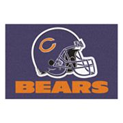 Fanmats Chicago Bears Starter Rug